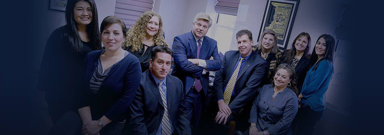 Personal Injury Attorney Team